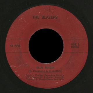 Blazers Century Custom 45 Blue Blazin