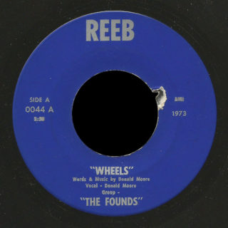 Founds Reeb 45 Wheels