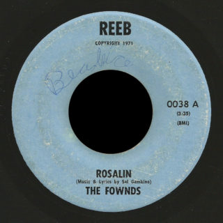 Fownds Reeb 45 Rosalin