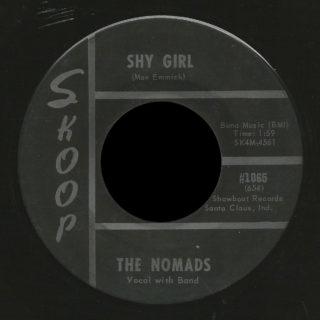Nomads Skoop 45 Shy Girl