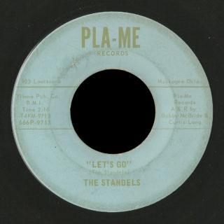 Standels Pla-Me 45 Let's Go
