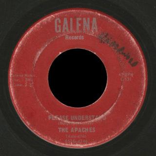 Apaches Galena 45 Please Understand