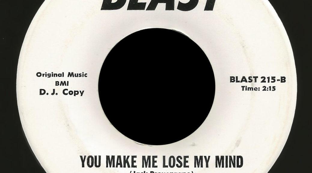 Mark V Blast 45 You Make Me Lose My Mind