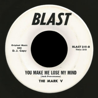 Mark V Blast 45 You Make Me Lose My Mind