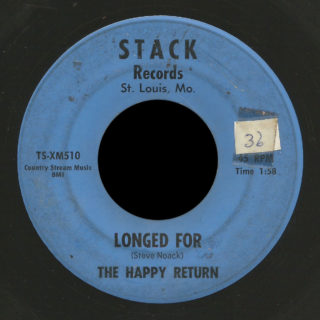 Happy Return Stack 45 Longed For