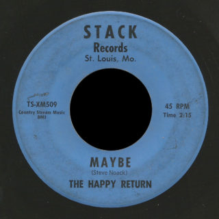 Happy Return Stack 45 Maybe