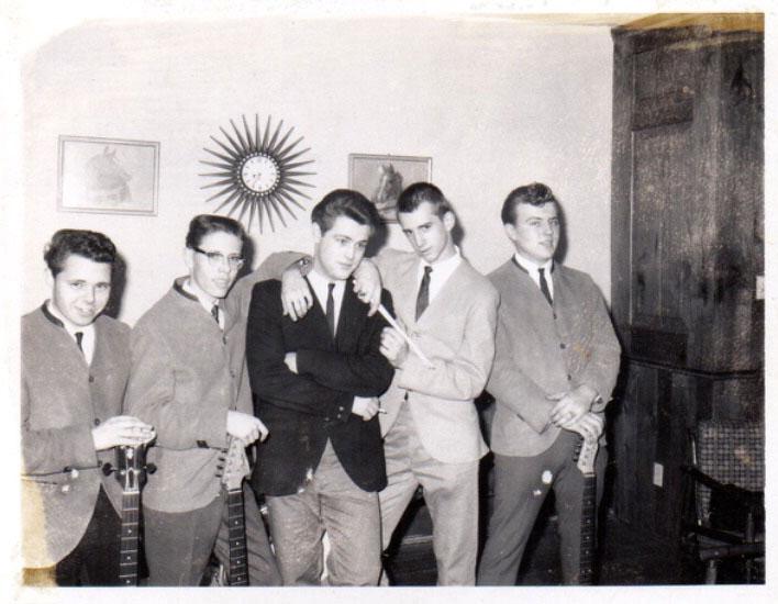 Ronnie & the Sinsashuns photo