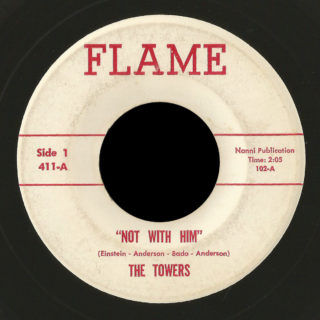 Towers Flame 45 Not With Him