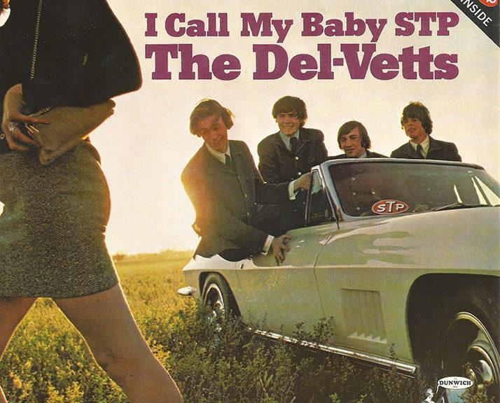 Del-Vetts Dunwich PS I Call My Baby STPa