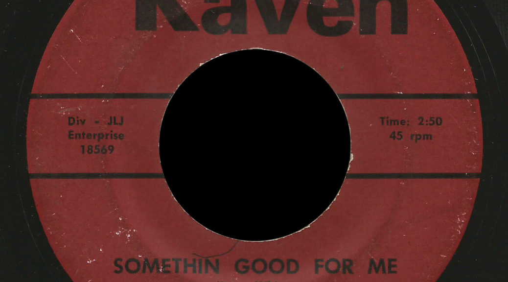 Secrets Raven 45 Somethin Good For Me