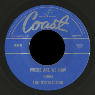 Dystraction Coast 45 Where Are We Now