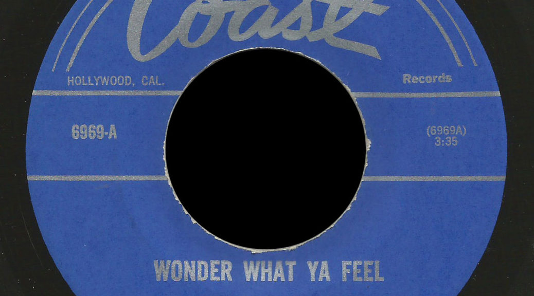 Dystraction Coast 45 Wonder What Ya Feel