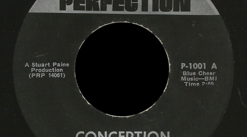 Conception Perfection 45 Babylon