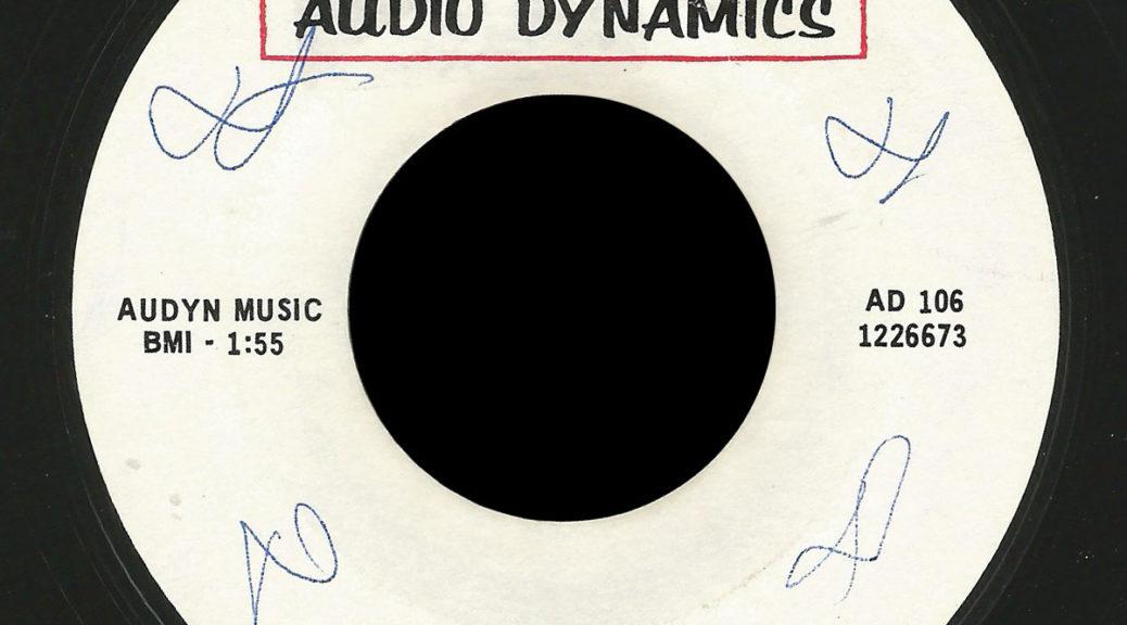 Bristols Audio Dynamics 45 Cross My Heart