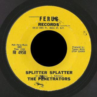 Penetrators Ferus 45 Splitter Splatter