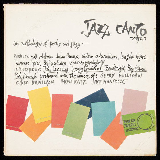 Jazz Canto Pacific Jazz