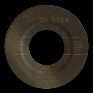 Stairway To The Stars Brite-Star 45 Cry
