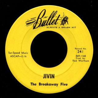 Breakaway Five Bullet 45 Jivin