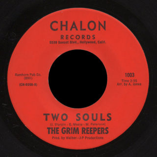 Grim Reepers Chalon 45 Two Souls