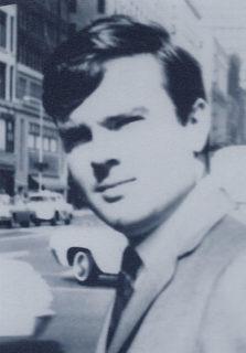 Steve Sperry in Chicago, 1966