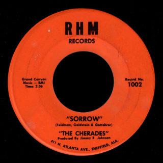 Cherades RHM 45 Sorrow