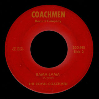Royal Coachmen Coachmen 45 Bama-Lama